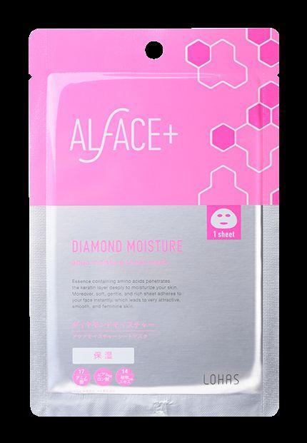 ALFACE+ Diamond Moisture Aqua Moisture Sheet Mask