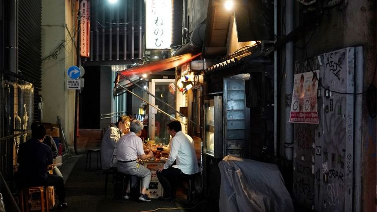 pria paruh baya Jepang kesepian japanesestation.com