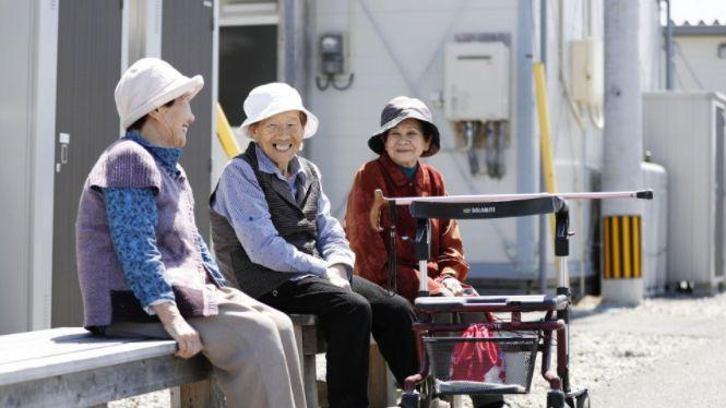 Penduduk usia 100 tahun japanesestation.com