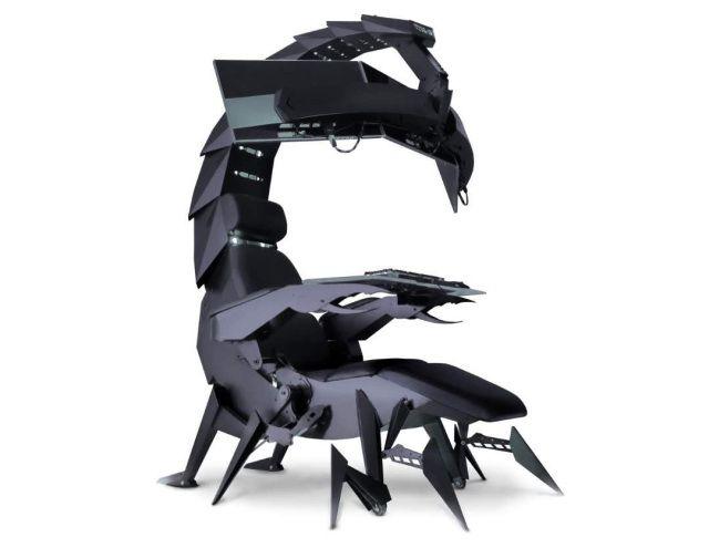Scorpion Computer Cockpit