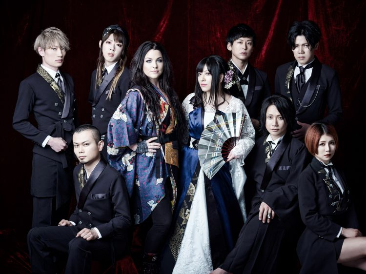 Waggaki Band Evanescence japanesestation.com