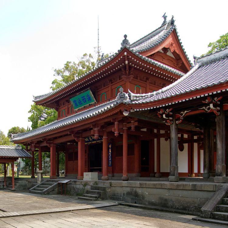 kuil buddha Jepang sofukuji japanesestation.com