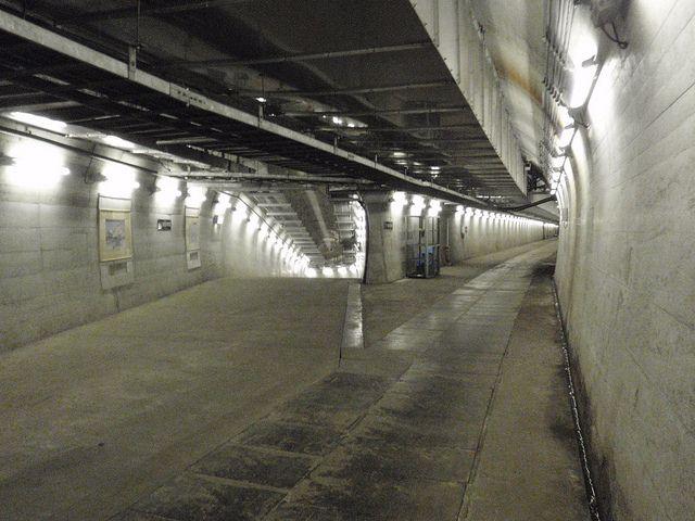 terowongan Jepang Seikan Tunnel japanesestation.com