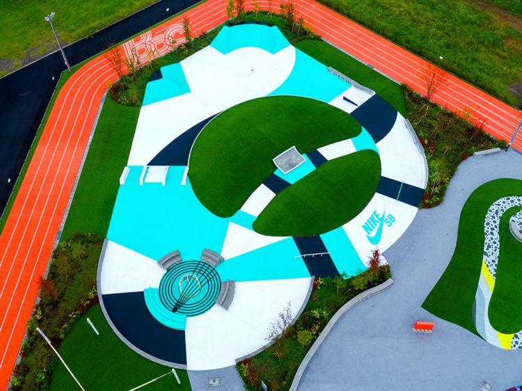 Nike Playground Tokyo