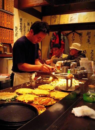 Restoran Okonomiyaki
