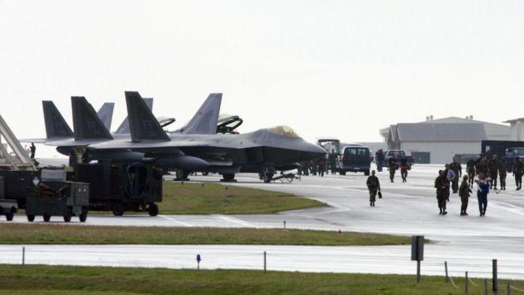 pesawat militer AS Jepang japanesestation.com