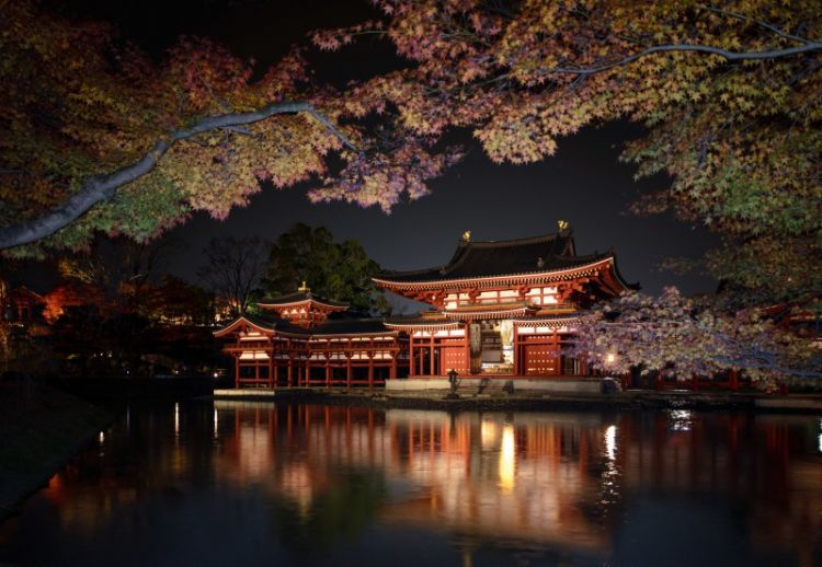 kuil indah Kyoto japanesestation.com