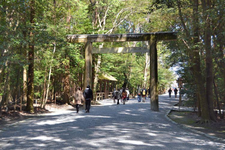 tempat religius Jepang japanesestation.com
