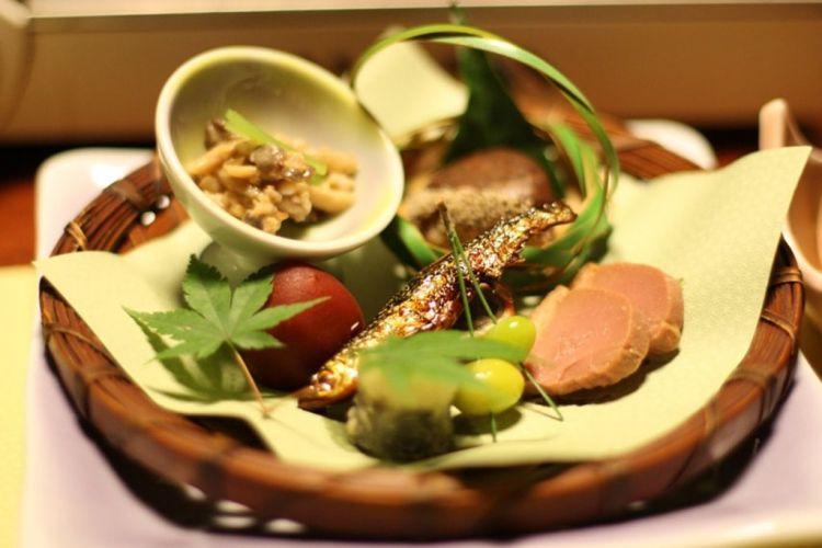 Hidangan Jepang