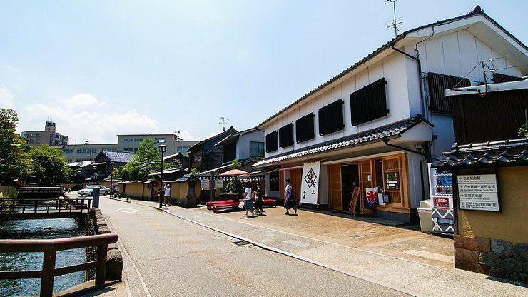 nagamachi samurai district wisata Jepang japanesestation.com
