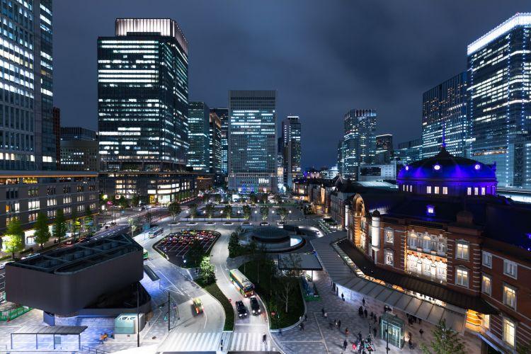 tokyo kota terbaik sedunia japanesestation.com