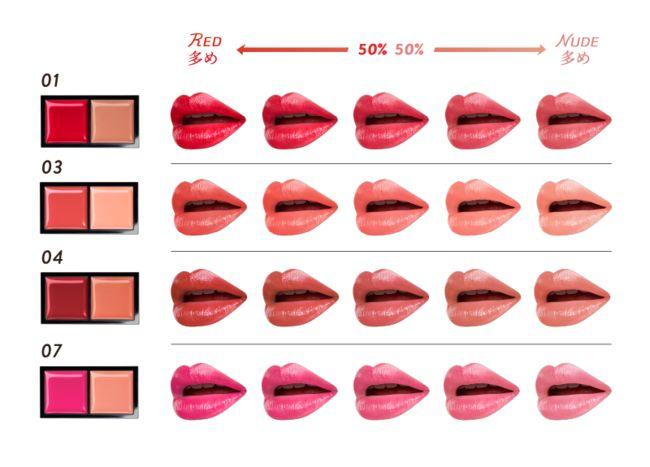 Lipstick Kate Tokyo Evangelion