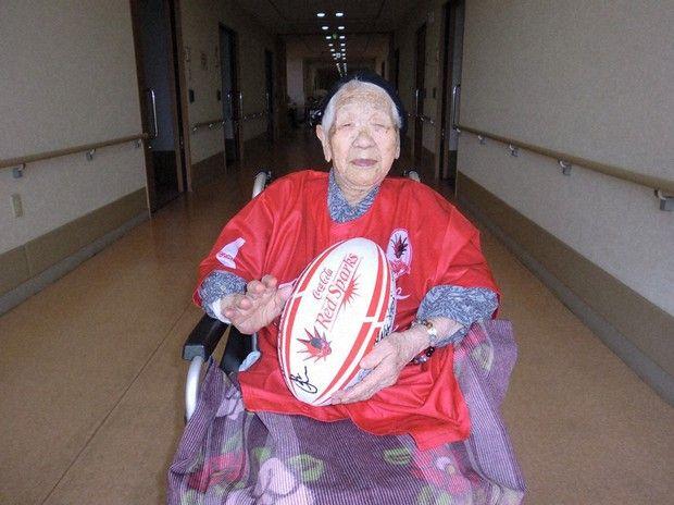 orang tertua di dunia japanesestation.com