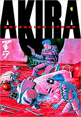 manga akira