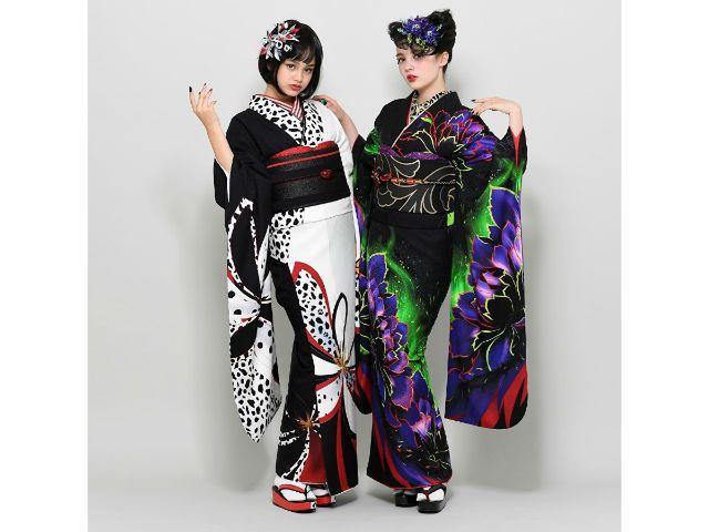 kimono cruella dan maleficent