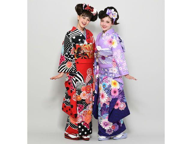 kimono minnie dan daisy