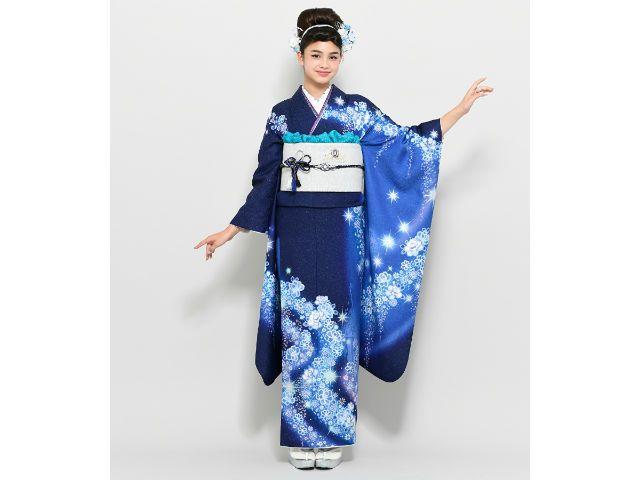 kimono cinderella