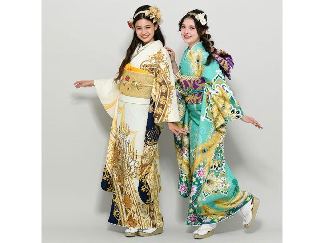 kimono belle dan jasmine