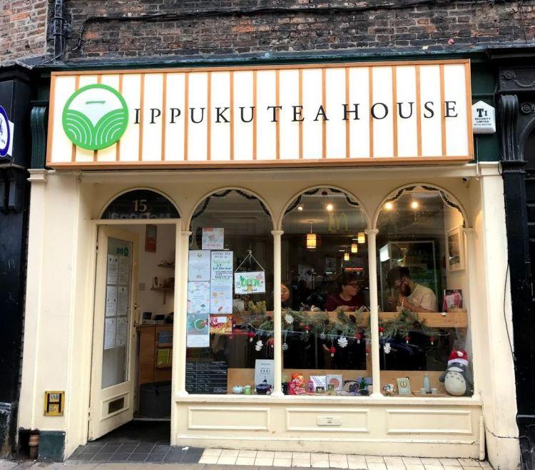 Ippuku Tea House