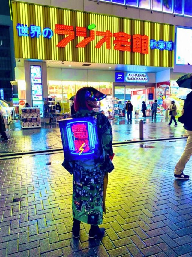 Cyberpunk Fashion