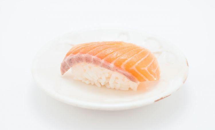 Salmon Mentah