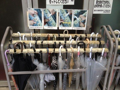 Rak Payung