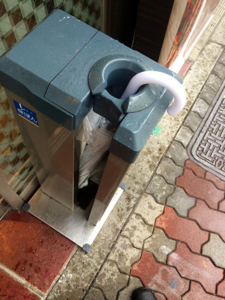 Dispenser Payung