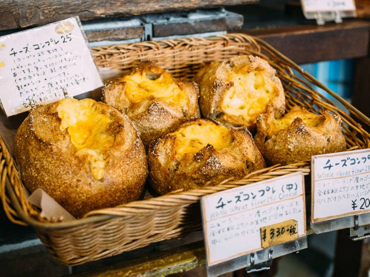levain bakery japan