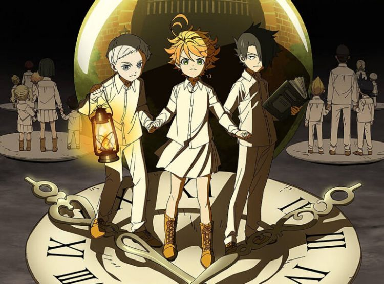 the promised neverland anime manga japanesestation.com