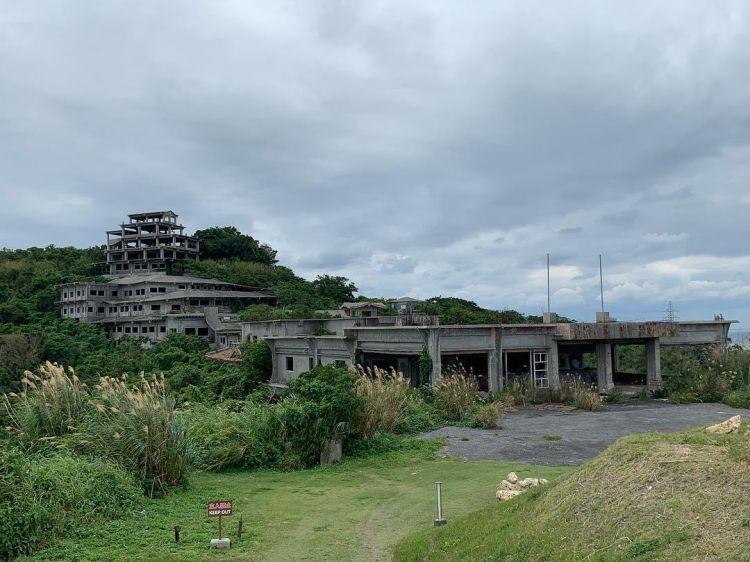 Reruntuhan Hotel Nakagusuku