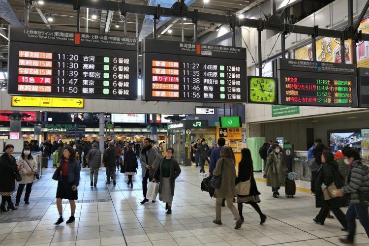 Stasiun Shinagawa