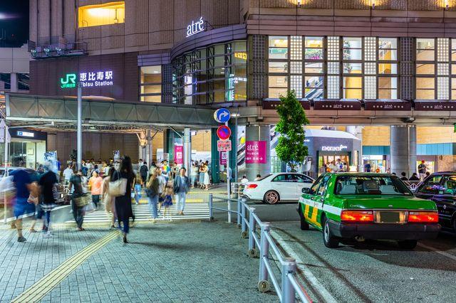 Stasiun Ebisu