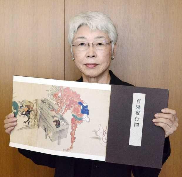 nenek Jepang lulus japanesestation.com