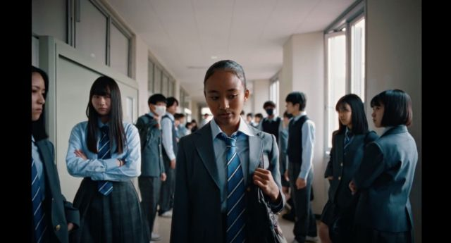 rasisme bullying di Jepang nike japanesestation.com