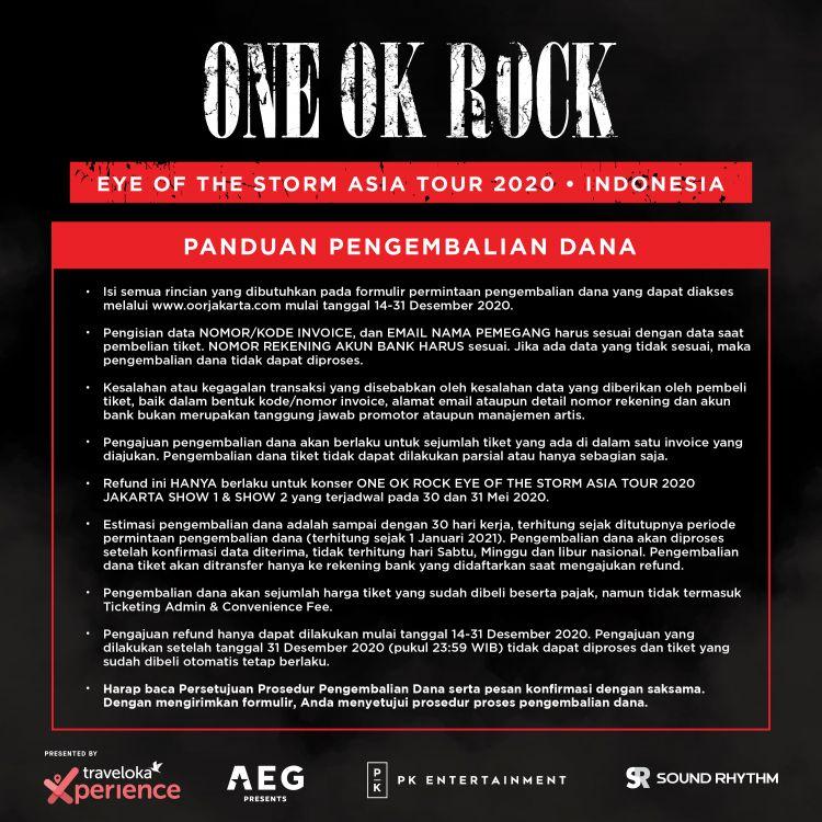 one ok rock konser ditunda japanesestation.com