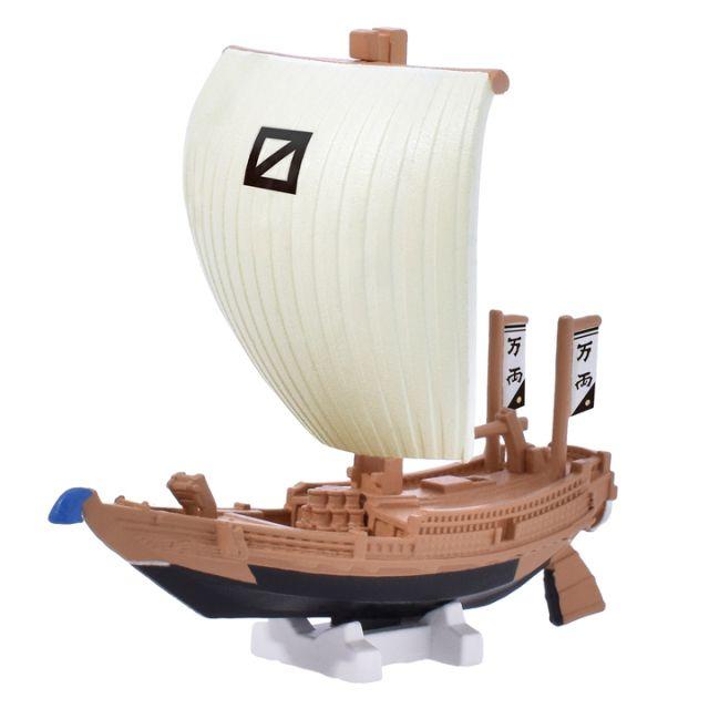Miniatur Kapal Kargo
