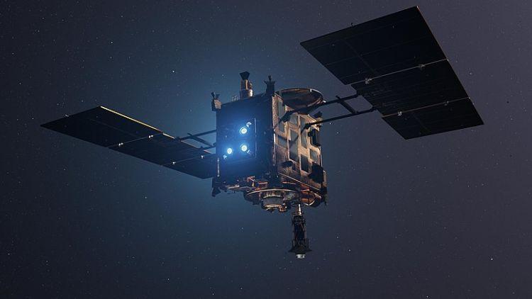 Asteroid Jepang hayabusa-2 japanesestation.com