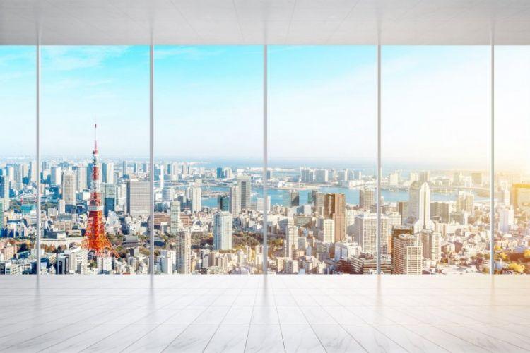 Pemandangan Tokyo