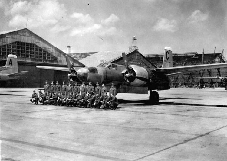Angkatan Udara AS di Jepang