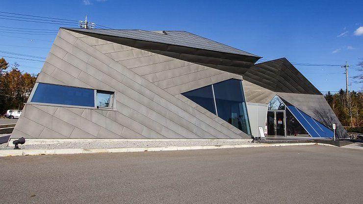 Senju Museum by Nishizawa Ryue, Karuizawa
