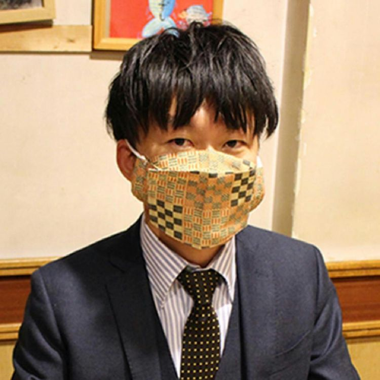 the eat mask