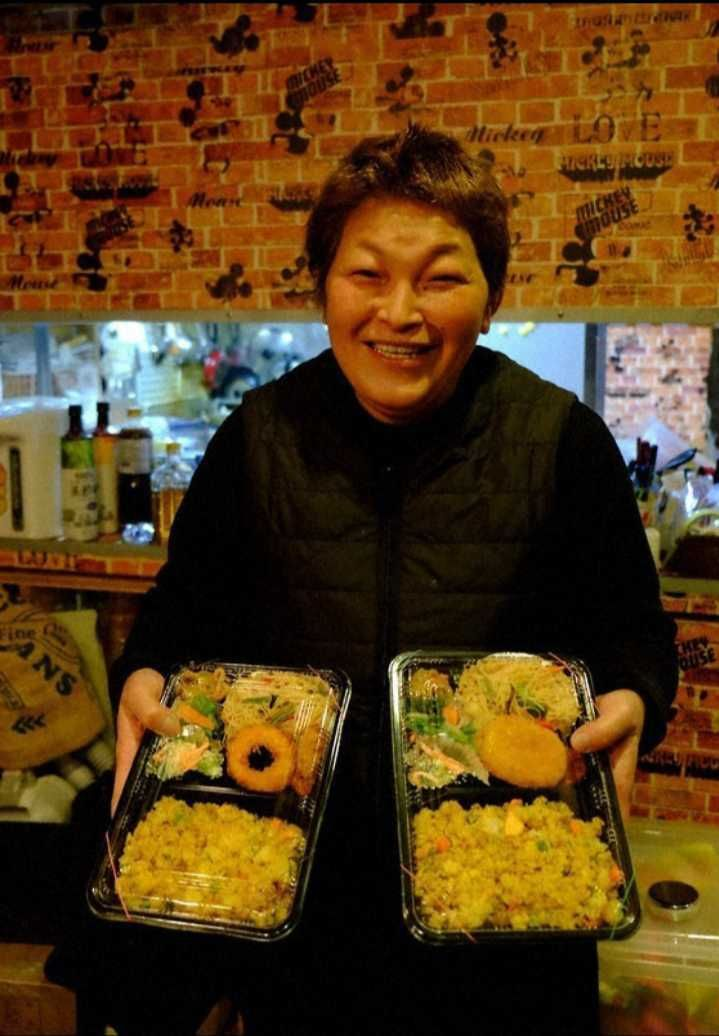 tahun baru Jepang makanan gratis japanesestation.com