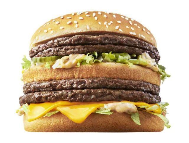 Giga Big Mac