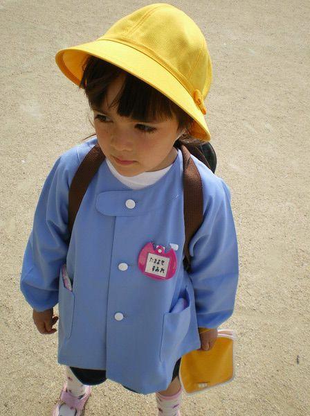 Seragam TK di Jepang