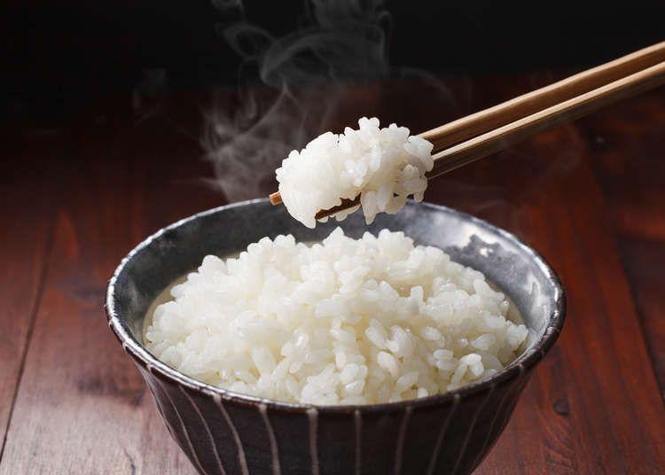 Nasi Jepang