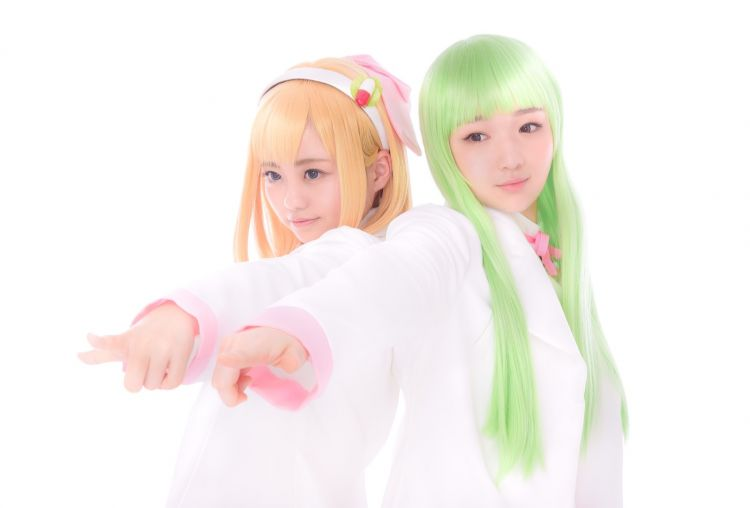 cosplayer jepang hak cipta japanesestation.com