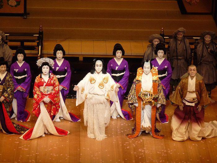Pertunjukan Kabuki