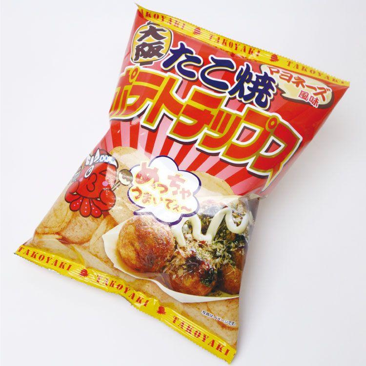 Takoyaki Poteto Chippusu