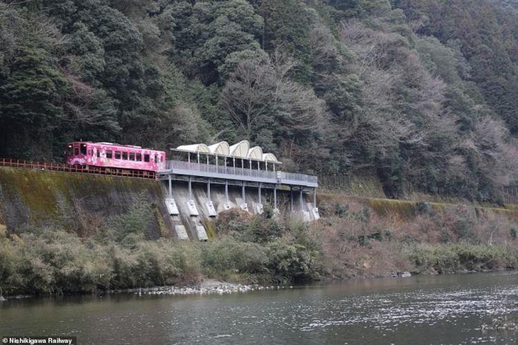 Stasiun Seiryu Miharashi