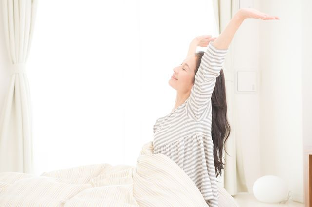 Bangun tidur